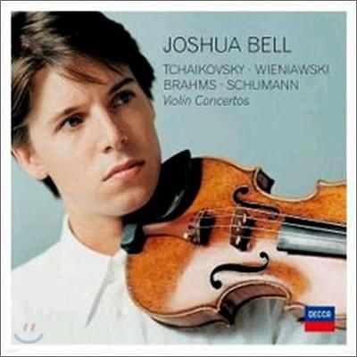 Joshua Bell 차이코프스키 / 비에냐프스키 / 브람스 / 슈만 : 바이올린 협주곡 (Tchaikovsky / Wieniawski / Brahms / Schumann : Violin Concerto)
