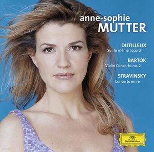 뒤티외 : 녹턴 / 바르톡 : 바이올린 협주곡 2번 / 스트라빈스키 : 협주곡 - 소피 무터