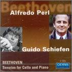 Beethoven : Sonata for Cello and Piano : Guido SchiefenㆍAlfredo Perl