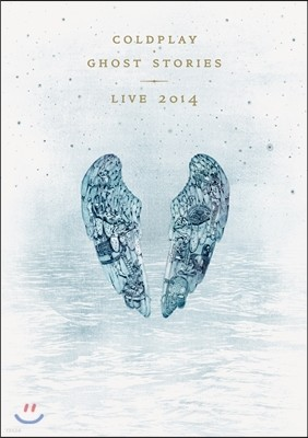 Coldplay - Ghost Stories Live 2014 콜드플레이 라이브 [CD+DVD]