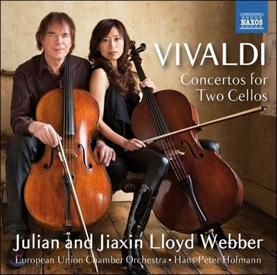 Julian Lloyd Webber 비발디: 2대의 첼로를 위한 협주곡 - 로이드 웨버 편곡 (Vivaldi: Concertos For Two Cellos)
