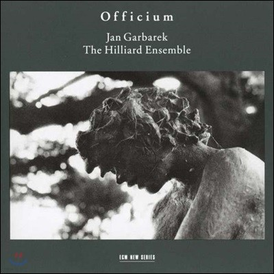 Jan Garbarek / The Hilliard Ensemble - Officium Novum 힐리어드 앙상블, 얀 가바렉, 오피시움 [2LP]