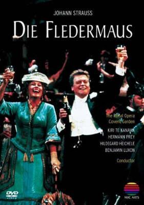 J.Strauss : Die Fledermaus