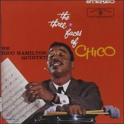 Chico Hamilton - The Three Faces Of Chico