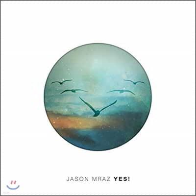 Jason Mraz - Yes! 제이슨 므라즈 5집 [티머니 POP 카드 에디션 한정반]