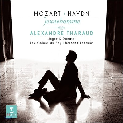 Alexandre Tharaud 모차르트: 피아노 협주곡 9번 `죄놈` - 알렉상드로 타로 (Mozart / Haydn: Jeunehomme)