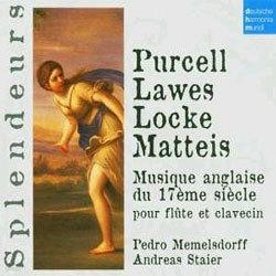 Musique Anglaise De 17eme Siecle : MemelsorffㆍStaier