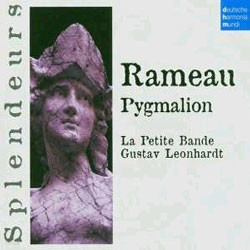 Rameau : Pygmalion : La Petite BandeㆍLeonhardt