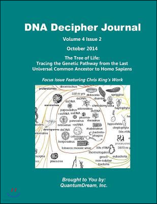 DNA Decipher Journal Volume 4 Issue 2: The Tree of Life: Tracing the Genetic Pathway from the Last Universal Common Ancestor to Homo Sapiens