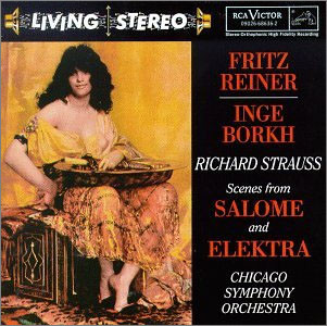 R.Strauss : Scenes from Elektra and Salome