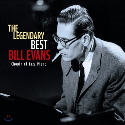 Bill Evans - The Legendary Best: Chopin of Jazz Piano