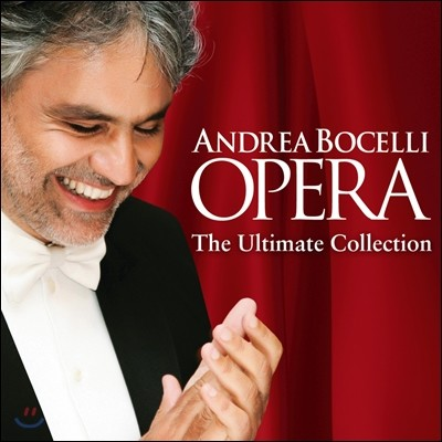 Andrea Bocelli (안드레아 보첼리) - Opera: The Ultimate Collection