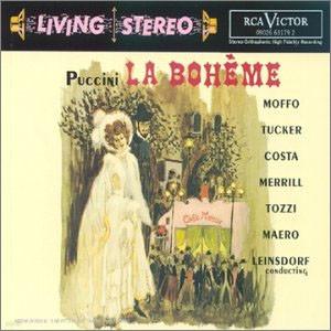 Puccini : La Boheme : MoffoㆍLeinsdorf