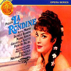 Puccini : La Rondine : MoffoㆍMolinari-Pradelli