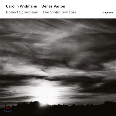 Carolin Widmann 슈만: 바이올린 소나타 전곡집 (Schumann: Violin Sonatas) 카롤린 비트만