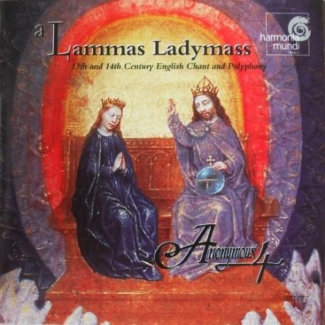 어나너머스4 : LAMMAS LADYMASS (래머스 성모미사) - 13TH AND 14THE CENTURY ENGLISH CHANT AND