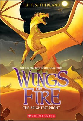 Wings of Fire Series #5 : The Brightest Night