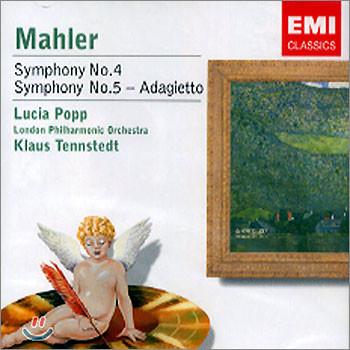 Mahler : Symphony No.4 : PoppㆍTennstedt