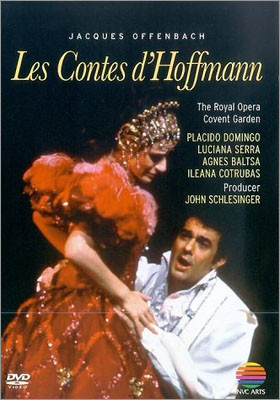 오펜바흐 : 호프만의 이야기 - 도밍고, 프레트르