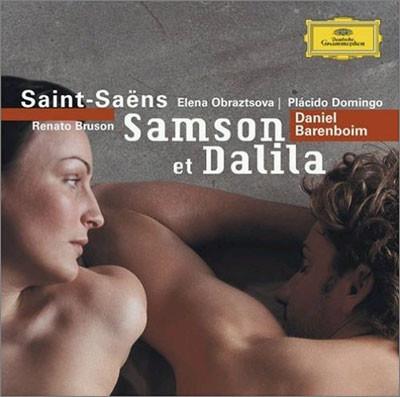 Placido Domingo / Daniel Barenboim 생상: 삼손과 데릴라 - 플라시도 도밍고, 다니엘 바렌보임 (Saint-Saens: Samson Et Dalila)