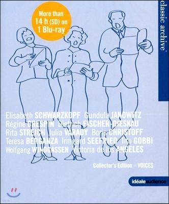 20세기의 위대한 성악가들 (Classic Archive-Collectors Edition Vol. 5: Voices on Sears)