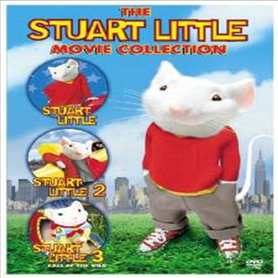 Stuart Little Movie Collection (스튜어트 리틀)(지역코드1)(한글무자막)(3DVD)