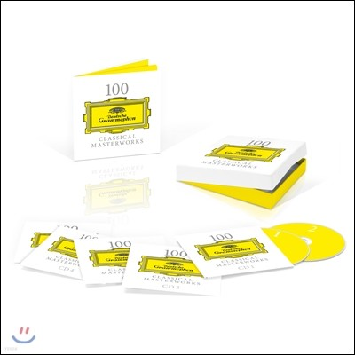 DG 클래식 걸작집 100 (100 Classical Masterworks) [5CD]
