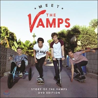 The Vamps - Meet The Vamps [DVD] 더 뱀프스 데뷔 앨범