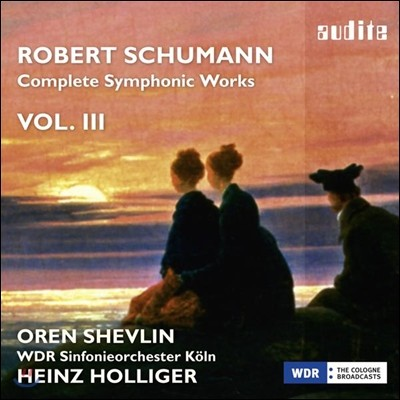 Heinz Holliger 슈만: 관현곡 전곡 3집 - 교향곡 4번, 첼로 협주곡 (Schumann: Complete Symphonic Works Vol.3I) 하인츠 홀리거