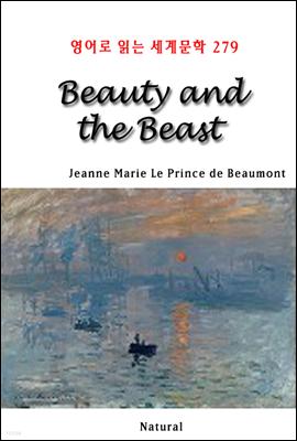 Beauty and the Beast - 영어로 읽는 세계문학 279