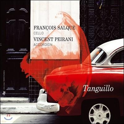 Vincent Peirani 첼로로 연주하는 탱고 (Tanguillo)