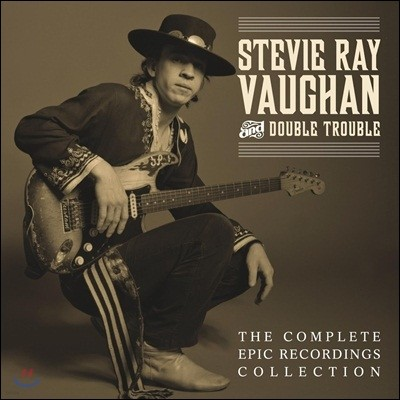 Stevie Ray Vaughan & Double Trouble - The Complete Epic Recordings Collection