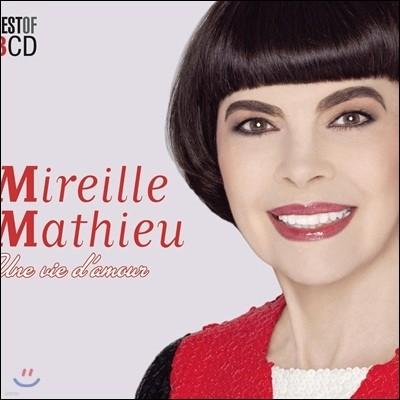 Mireille Mathieu - Une Vie D'amour - Best