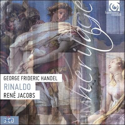 Rene Jacobs 헨델: 리날도 (Handel: Rinaldo)