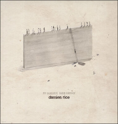 Damien Rice - My Favourite Faded Fantasy (데미안 라이스 3집 앨범 LP)