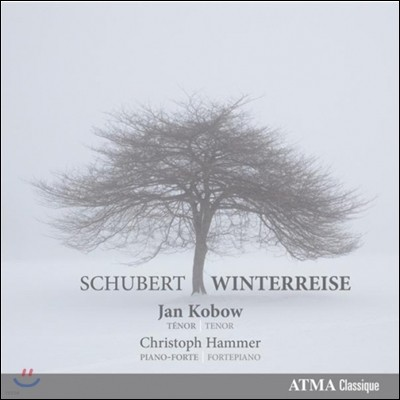 Jan Kobow 슈베르트: 겨울 나그네 전곡 (Schubert: Winterreise D911)