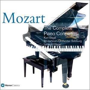Mozart : The Complete Piano Concerto : Leopold HagerㆍKarl Engel