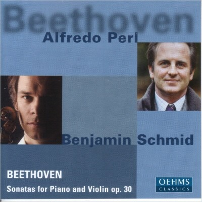 베토벤 : 바이올린 소나타 작품 30 - 벤자민 쉬미트