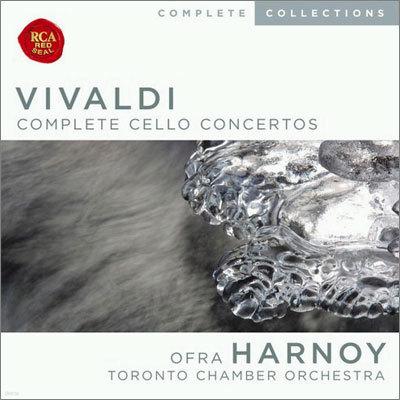 Vivaldi : Complete Cello Concerto : Ofra Harnoy