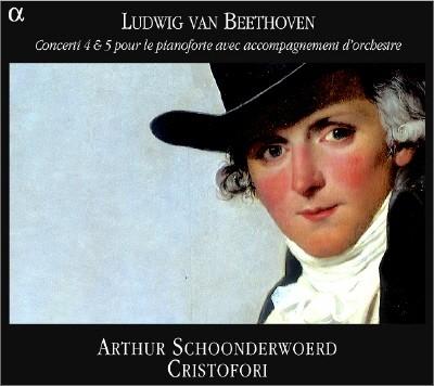 Arthur Schoonderwoerd 베토벤: 피아노 협주곡 4번 5번 `황제` (Beethoven: Piano Concertos Nos. 4 & 5)