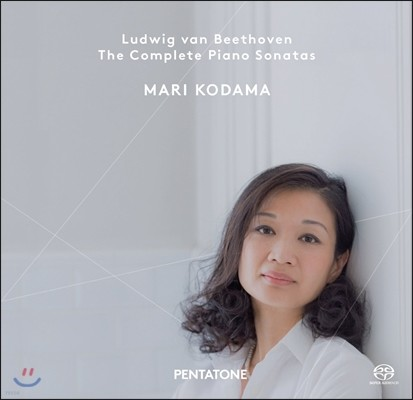 Mari Kodama 베토벤: 피아노 소나타 전곡집 (Beethoven: Piano Sonatas Nos. 1-32)