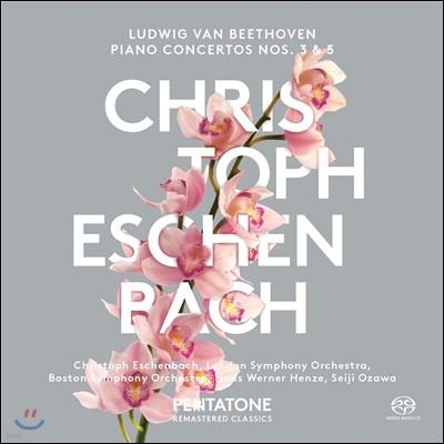 Christoph Eschenbach 베토벤: 피아노 협주곡 3번 5번 (Beethoven: Piano Concertos Nos. 3 & 5)