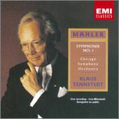Mahler : Symphony No.1 Titan : Tennstedt