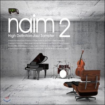 네임 레이블 HD 재즈 샘플러 2집 (Naim Sampler - High Definition Jazz Sampler)