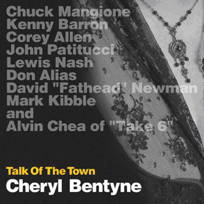 Cheryl Bentyne (셰릴 벤틴) - Talk of the Town