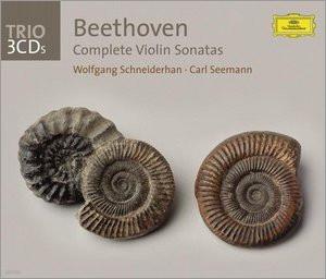 베토벤 : 바이올린 소나타 전집 - 볼프강 슈나이더한