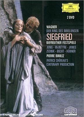 Wagner : Siegfried : BoulezㆍChereau (Bayreuther Festspiele)