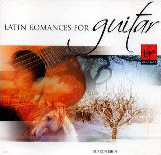 Latin Romance For Guitar : Sharon Isbin