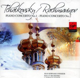 Tchaikovsky / Rachmaninov : Piano Concerto : Pommier