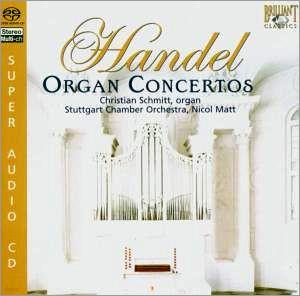 헨델 : 오르간 협주곡